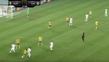 Sweden 6 - 0 Slovakia
