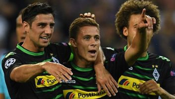 Borussia M'gladbach 6 - 1 Young Boys