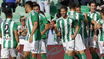 Real Betis 2 – 0 Eibar