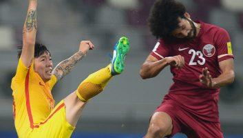 Qatar 1 - 2 China