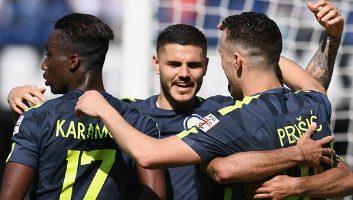ChievoVerona  1 - 2  Inter