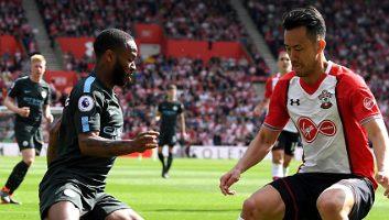 Southampton  0 - 1  Manchester City