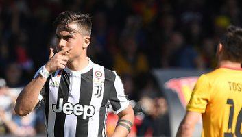 Benevento  2 - 4  Juventus