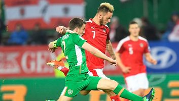 Austria 0 – 1 Ireland