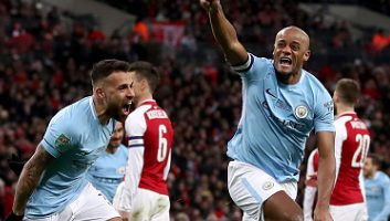Arsenal  0 - 3  Manchester City
