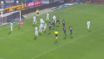 Pescara 0 - 1 Atalanta