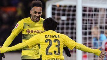 Mainz 05  0 - 2  Borussia Dortmund