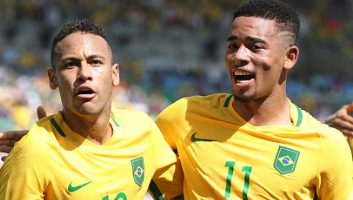 Brazil U23 6 - 0 Honduras U23