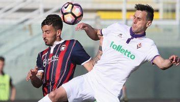 Crotone 0 - 1 Fiorentina