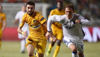 APOEL Nicosia 1 - 1 FC Copenhagen