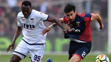 Genoa  1 - 0  Crotone