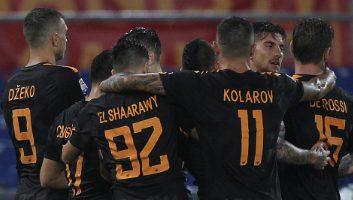Roma  3 - 0  Hellas Verona