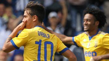 Sassuolo  1 - 3  Juventus