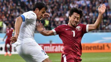Uzbekistan 1 - 0 Qatar
