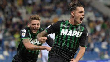 Sassuolo  5 - 3  Genoa