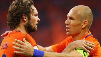 Netherlands 3 - 1 Bulgaria