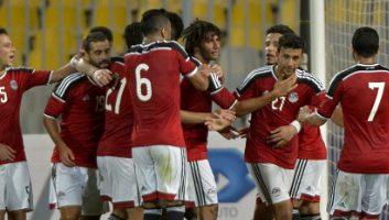 Egypt 1 - 1 Guinea