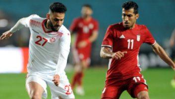 Tunisia  1 - 0  Iran