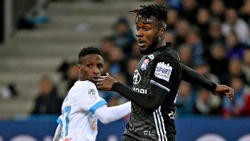 Marseille  2 - 3  Lyon