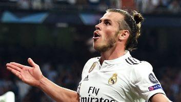 Real Madrid  3 - 0  Roma