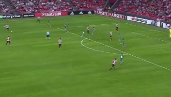 Athletic Bilbao 1 – 0 Rapid Wien
