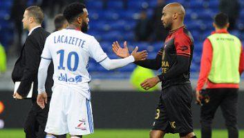 Lyon 1 - 3 Guingamp