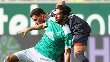 Werder Bremen  1 - 1  Nuernberg