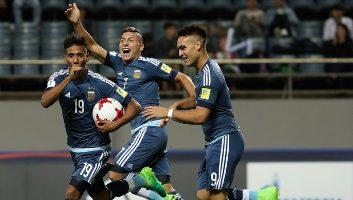 Guinea U20 0 – 5 Argentina U20