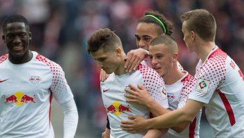 RasenBallsport Leipzig  1 - 0  VfB Stuttgart