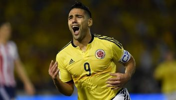 Colombia  1 - 2  Paraguay