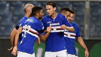 Sampdoria  3 - 0  SSC Napoli