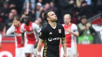 Ajax 4 - 1 Lyon
