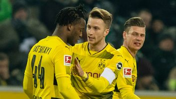 Borussia M'gladbach  0 - 1  Borussia Dortmund