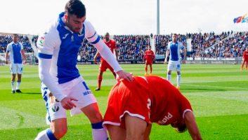 Leganes  2 - 1  Sevilla