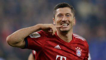 Schalke 04  0 - 2  Bayern Munich