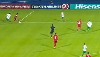 Luxembourg  1 - 1  Bulgaria
