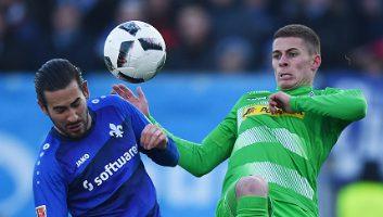 Darmstadt 0 – 0 Borussia M'gladbach