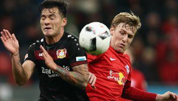 Bayer Leverkusen 2 - 3 RasenBallsport Leipzig