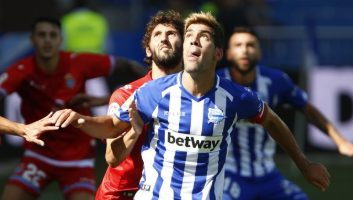 Alaves  2 - 1  Espanyol