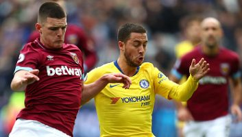West Ham United  0 - 0  Chelsea