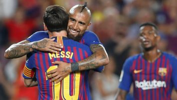 Barcelona  2 - 2  Girona