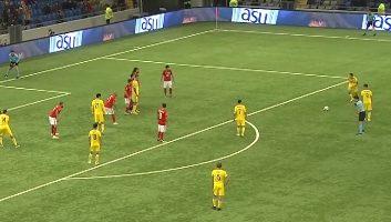 Kazakhstan  0 - 2  Georgia