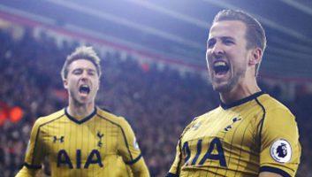 Southampton 1 - 4 Tottenham Hotspur