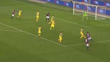 ChievoVerona 1 - 1 Bologna