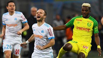 Marseille  1 - 1  Nantes