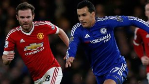 Chelsea 1 - 1 Manchester United