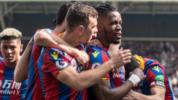 Crystal Palace  3 - 2  Brighton & Hove Albion