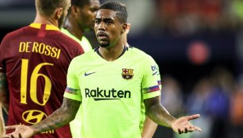 Barcelona  2 - 4  Roma