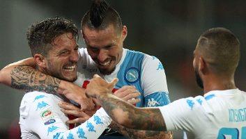 SSC Napoli 4 - 1 Fiorentina