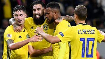 Sweden  2 - 3  Turkey